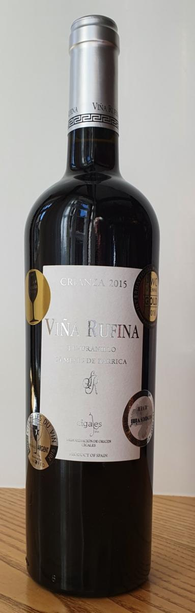 Viña Rufina Crianza 2015