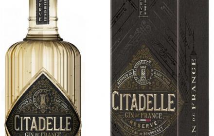 Citadelle - Gin de France Réserve -